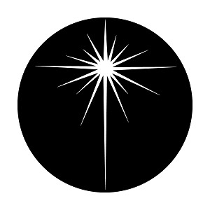 Bethlehem Star Thin