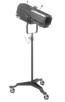 Luminator Followspot (includes stand and lamp)
