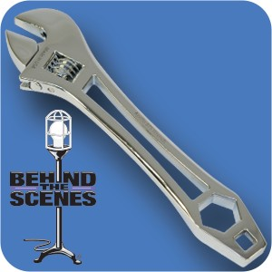 Behind The Scenes Wrench